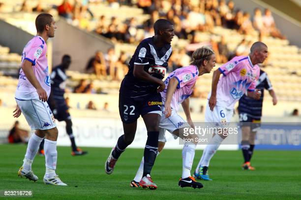 Anthony MODESTE Bordeaux / Evian Thonon 5eme journee de Ligue 1