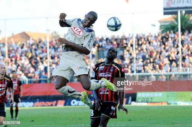Anthony MODESTE Nice / Bordeaux 5eme journee de Ligue 1