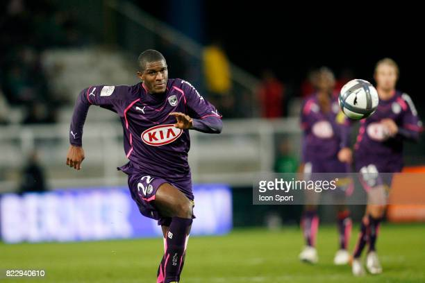 Anthony MODESTE Auxerre / Bordeaux 9eme journee de Ligue 1