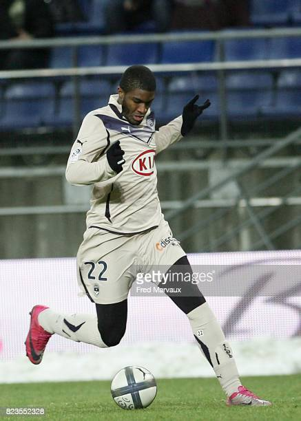 Anthony MODESTE Sochaux / Bordeaux 18eme journee de Ligue 1