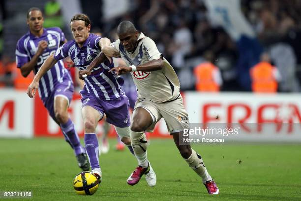 Anthony MODESTE Toulouse / Bordeaux 37eme journee de Ligue 1