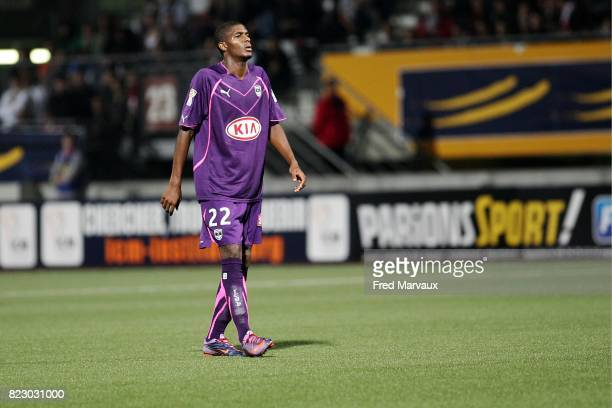 Anthony MODESTE Nancy / Bordeaux 16e finale Coupe de la Ligue Stade Marcel Picot
