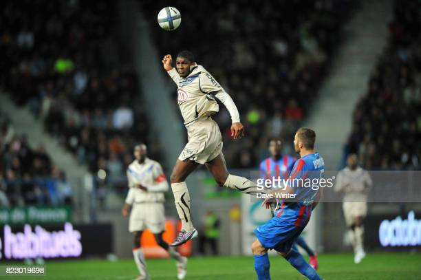 Anthony MODESTE Caen / Bordeaux Ligue 1 7e journee