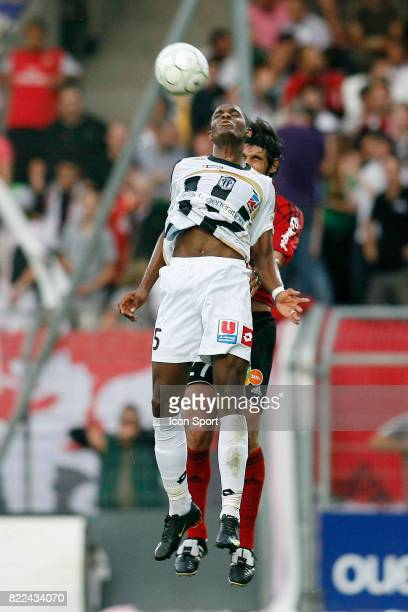 Anthony MODESTE / FELIPE Guingamp / Angers 2 eme journee de Ligue 2