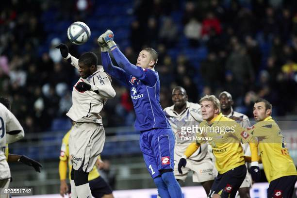 Anthony MODESTE / Pierrick CROS Sochaux / Bordeaux 18eme journee de Ligue 1
