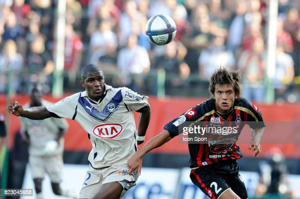 Anthony MODESTE / Renato Civelli Nice / Bordeaux 5eme journee de Ligue 1