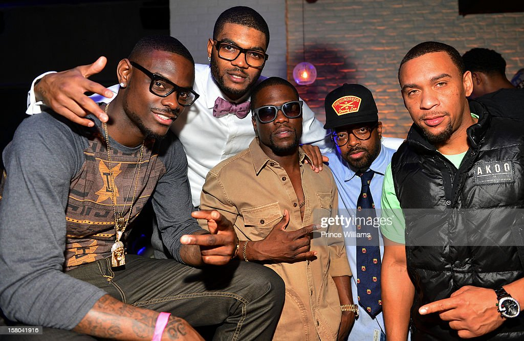<a gi-track='captionPersonalityLinkClicked' href=/galleries/search?phrase=Anthony+Morrow&family=editorial&specificpeople=814354 ng-click='$event.stopPropagation()'>Anthony Morrow</a>, Josh Smith, <a gi-track='captionPersonalityLinkClicked' href=/galleries/search?phrase=Kevin+Hart+-+Actor&family=editorial&specificpeople=4538838 ng-click='$event.stopPropagation()'>Kevin Hart</a>, Jermain Dupri and Guest attend Josh Smith's Birthday Celebration at STK on December 5, 2012 in Atlanta, Georgia.