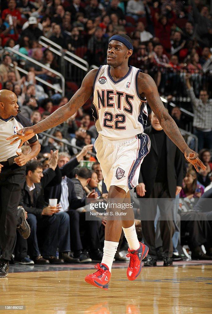 Minnesota Timberwolves v New Jersey Nets