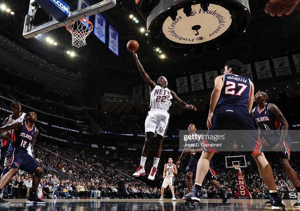 <a gi-track='captionPersonalityLinkClicked' href=/galleries/search?phrase=Anthony+Morrow&family=editorial&specificpeople=814354 ng-click='$event.stopPropagation()'>Anthony Morrow</a> #22 of the New Jersey Nets shoots against the Atlanta Hawks during the game on November 23, 2010 at the Prudential Center in Newark, New Jersey.