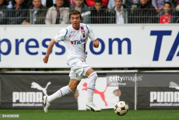 Anthony MOUNIER Rennes / Lyon 8e journee Ligue 1 Photo Dave Winter / Icon Sport