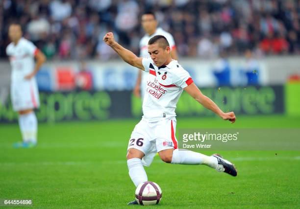 Anthony MOUNIER PSG / Nice 7e journee de Ligue 1 Photo Dave Winter / Icon Sport