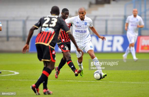 Anthony MOUNIER Auxerre / Nice Ligue 1 5eme journee Photo Dave Winter / Icon Sport