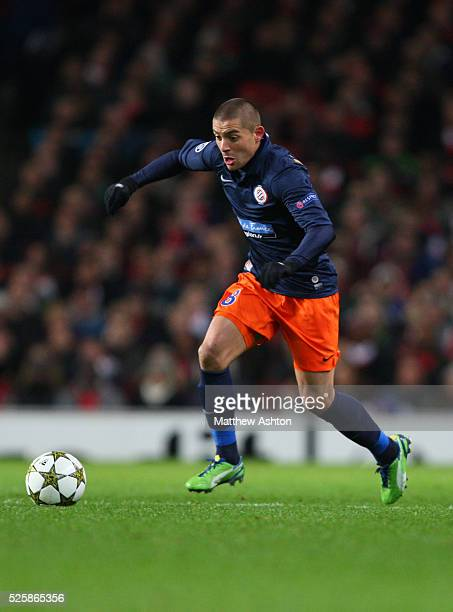 Anthony Mounier of Montpellier
