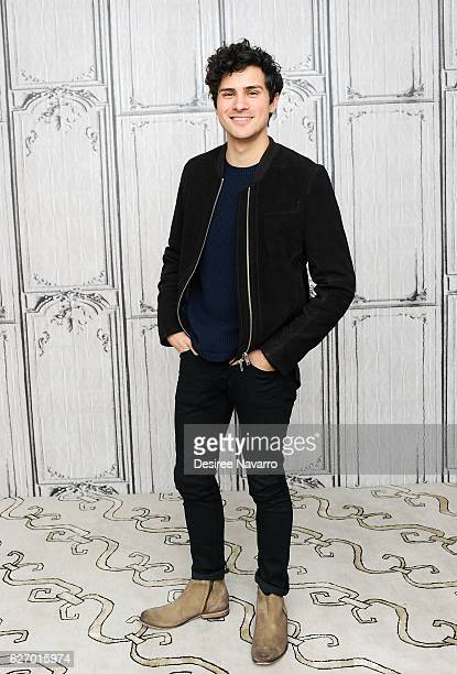Anthony Padilla attends Build Present 'Ghostmates' at AOL HQ on December 1 2016 in New York City