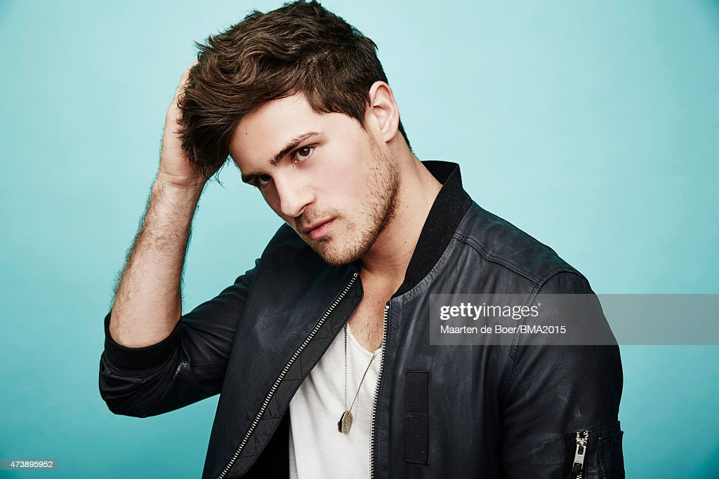 Anthony Padilla poses for a portrait at the 2015 Billboard Music ... Ludacris