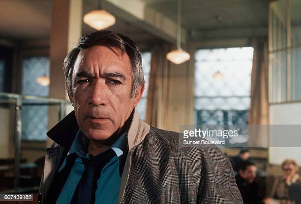 Anthony Quinn in 'The Destructors' or 'The Marseille Contract' MARSEILLE CONTRAT'