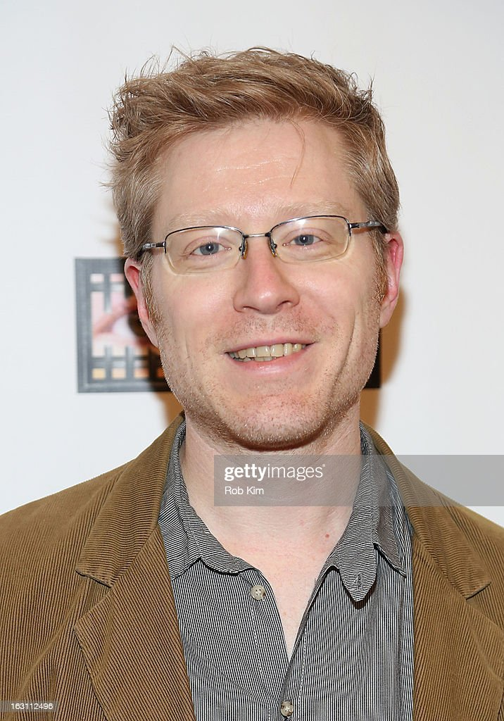 Anthony Rapp attends the closing night awards during the 2013 First Time Fest at The Players Club on March 4, 2013 in New York City.