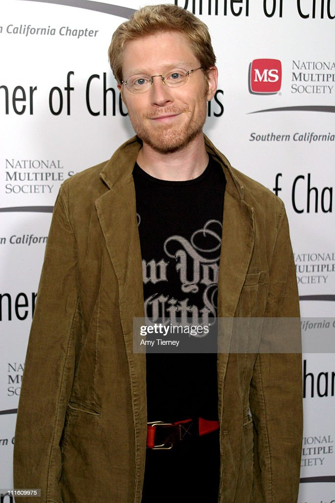 Anthony Rapp during 31st Annual MS Dinner of Champions at Kodak Theatre in Los Angeles, California, United States.