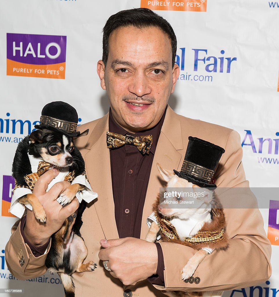 Anthony Rubio attends the TLC's 'Cake Boss' Baby Hope's Most Expensive Pet Wedding in History benefiting the Humane Society episode viewing at Maserati Showroom on February 4, 2013 in New York City.