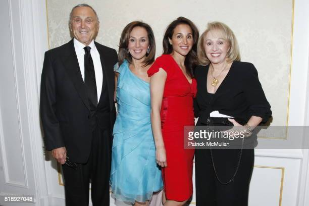 Anthony Scotto Roseanna Scotto Elaina Scotto and Marion Scotto attend MUSEUM Of The MOVING IMAGE Dinner In Honor Of KATIE COURIC And PHIL KENT at St...