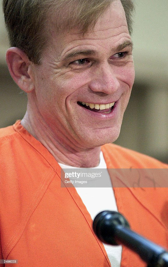 Anti-abortion activist and convicted murderer Paul Hill speaks during an interview September 2, - antiabortion-activist-and-convicted-murderer-paul-hill-speaks-during-picture-id2456223