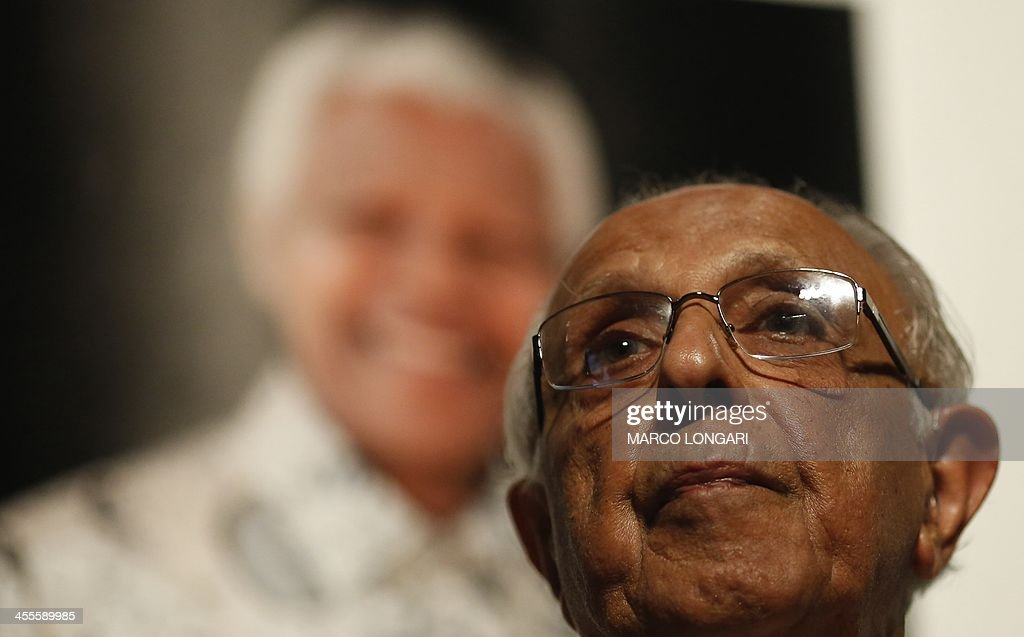 Veteran Anti-Apartheid Activist Ahmed Kathrada Dies At 87