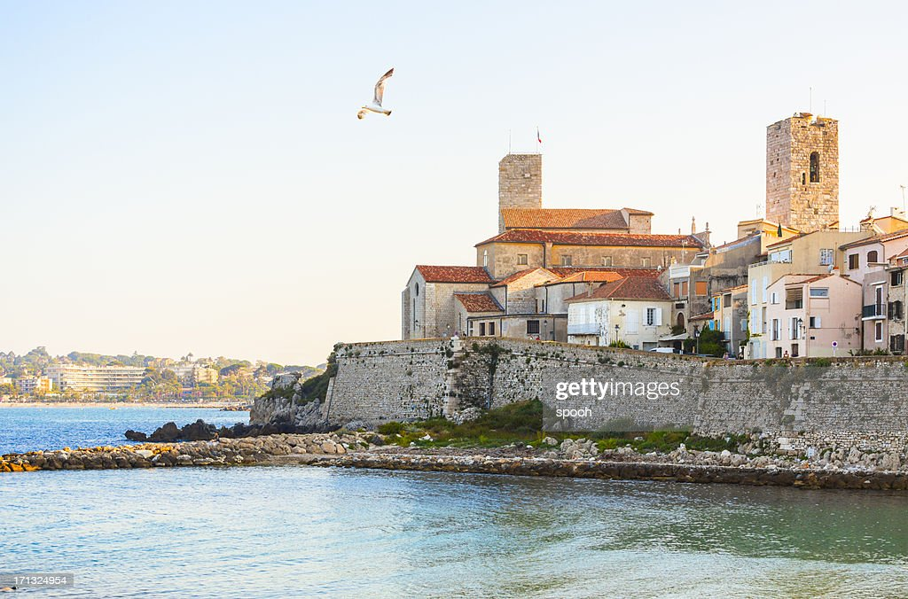 ''Antibes, French Riviera''