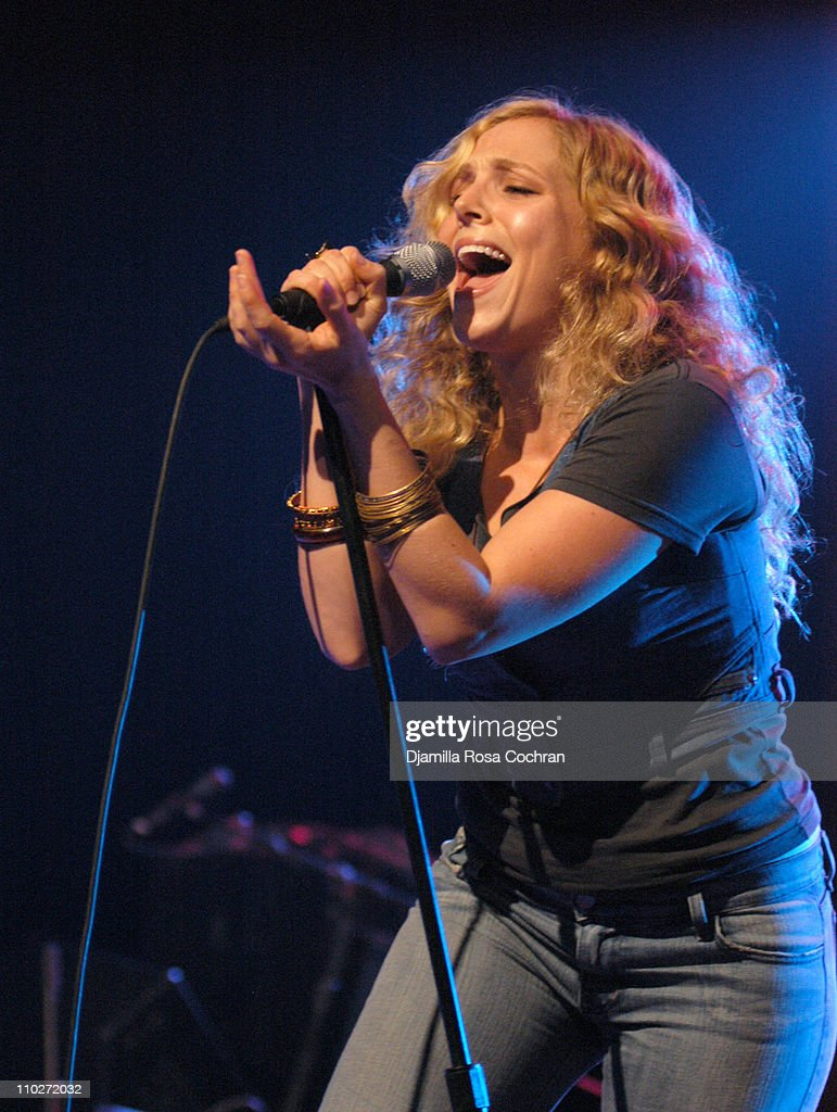 Antigone Rising during TJ Martell Foundation - October 6, 2005 at Marriott Marquis in New York City, New York, United States.