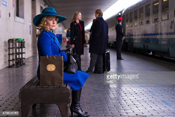 HANNIBAL 'Antipasto' Episode 301 Pictured Gillian Anderson as Dr Bedelia Du Maurier