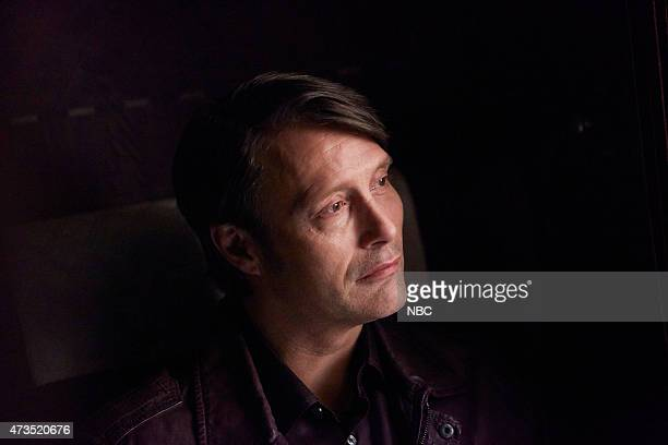 HANNIBAL 'Antipasto' Episode 301 Pictured Mads Mikkelsen as Dr Hannibal Lecter