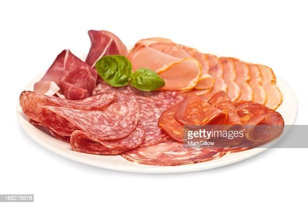 Entrée italienne