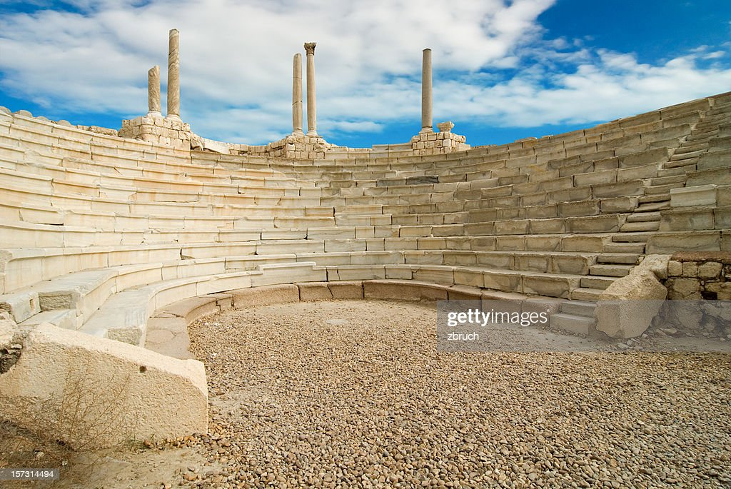 antique amphitheatre