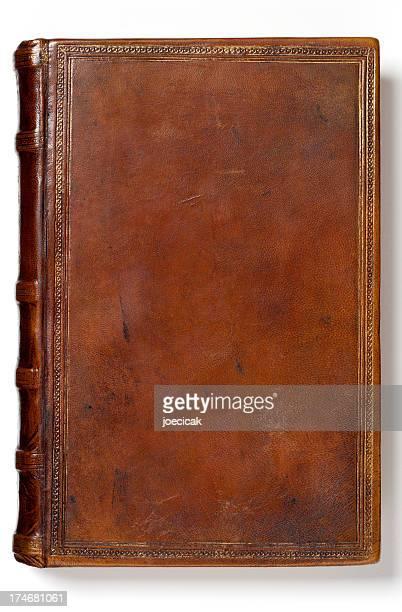 Antico libro vuoto