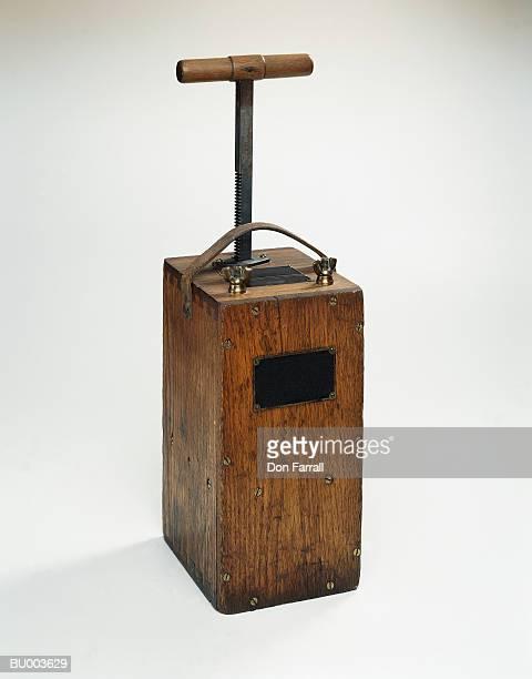 Antique Blasting Switch