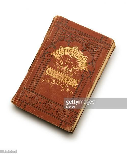 Antique Book of Etiquette