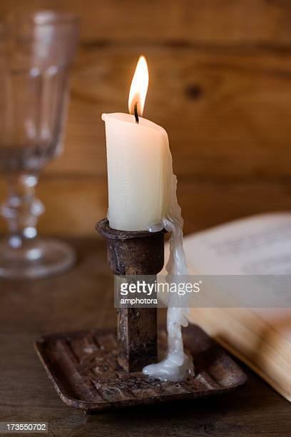 Antiken candlestick