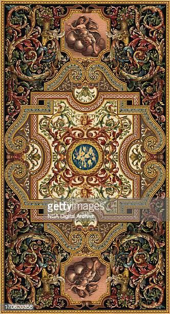 Antike Teppich