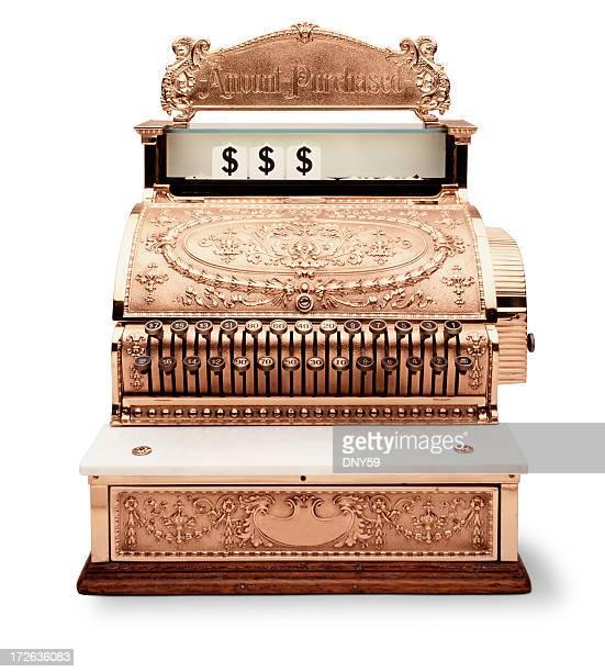 Antiquités caisse enregistreuse