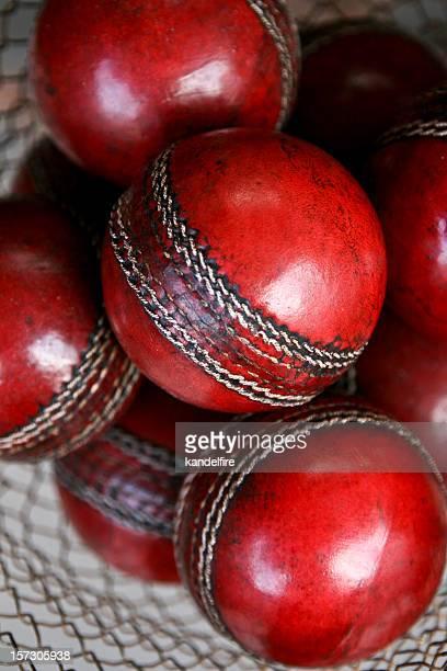 Antique Cricket Balls