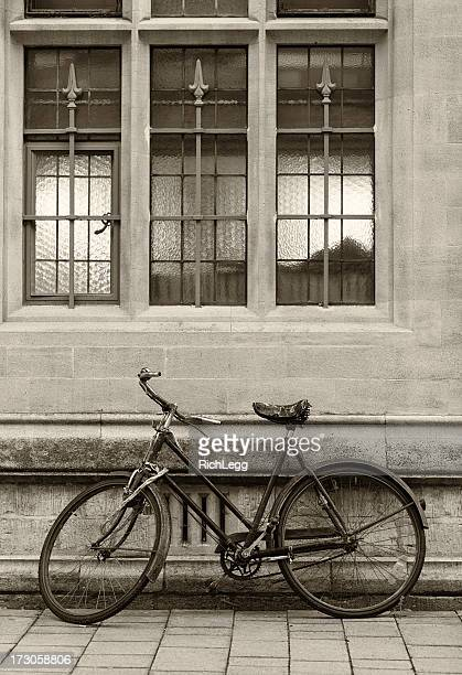 Antique English Bicycle