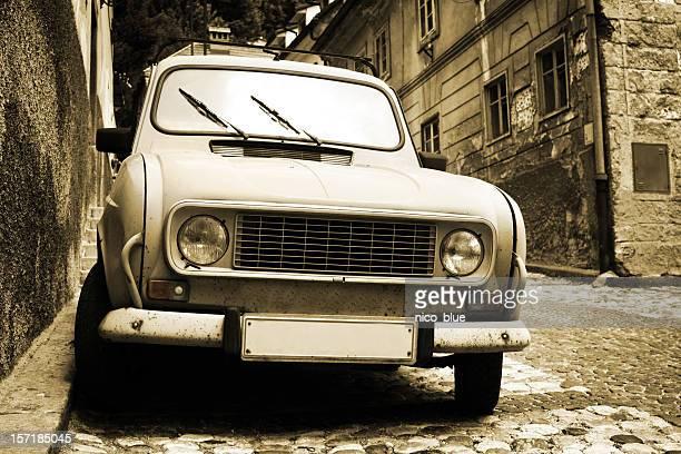 Antique european car