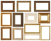 Antique Frame Collection