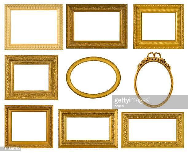 Collection de cadre Antique
