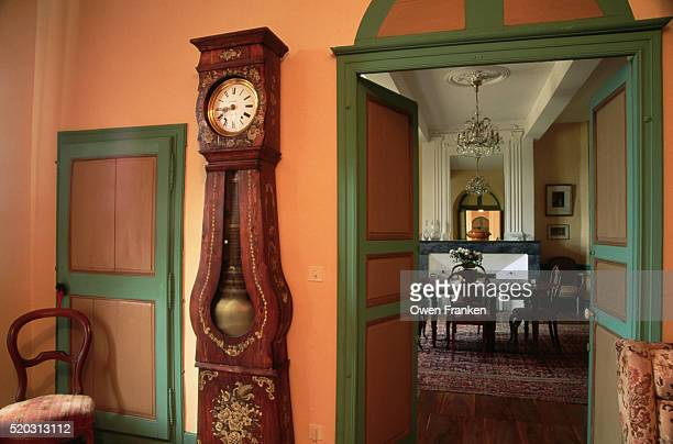 Antique Grandfather Clock