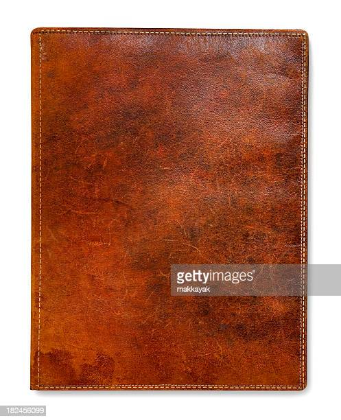 Antique Leather Book