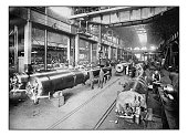 Antique London's photographs: Royal gun factory, Woolwich Arsenal