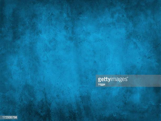Antique looking background with different shades of blue