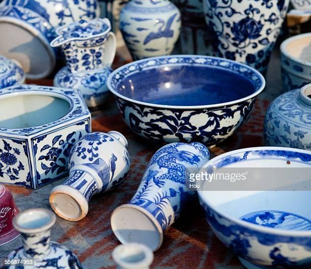 Antique market in beijing