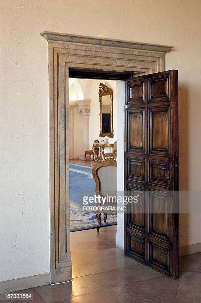 Antique Palace Door
