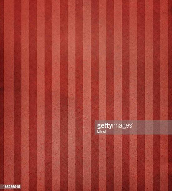 antique paper with red stripes